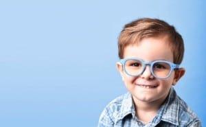 occhiali contro raggi blu per bambini