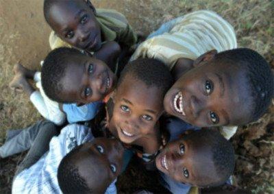Contacta sostiene la popolazione africana