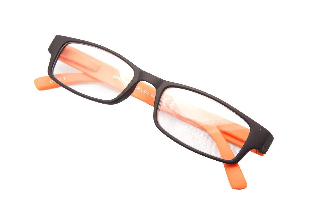Sanifarma Srl Contacta One Occhiali Da Lettura Colore Arancione Diottrie +1,5