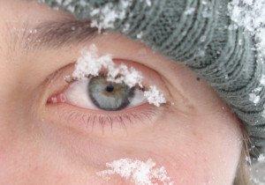 Si possono usare le lenti quando si va a sciare?